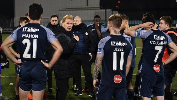 Sligo are enjoying their best season since 2013