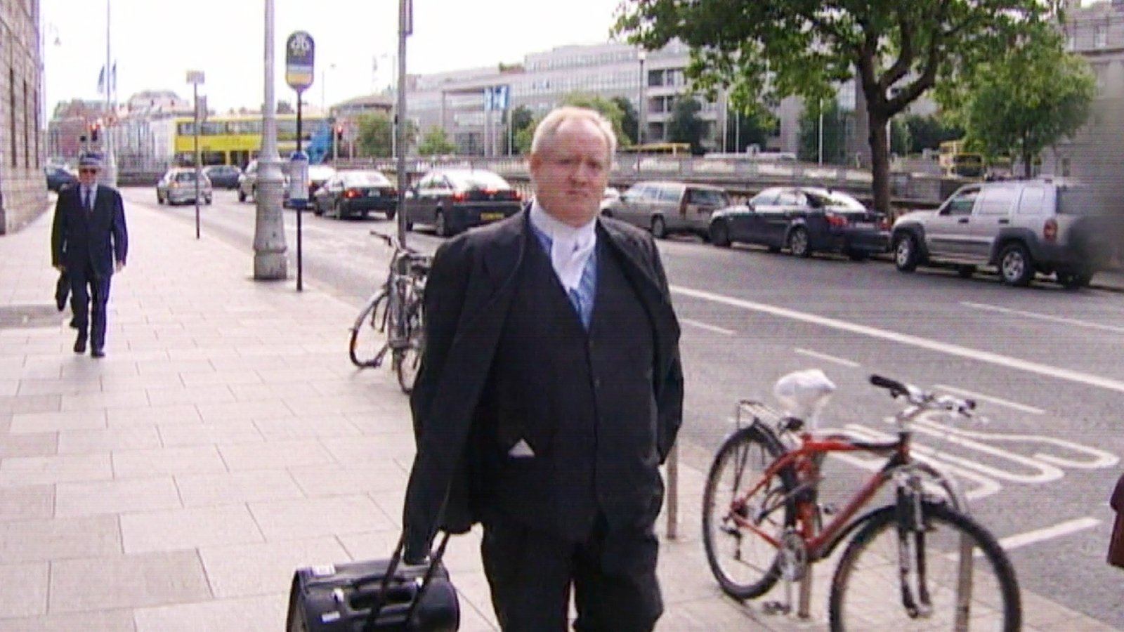 Image - In 2001, to the horror of Esther Wilson's family, Patrick Russell became a barrister