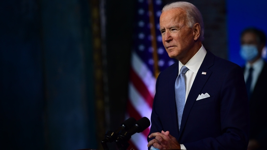 'We have got to keep the Irish border open' - Joe Biden