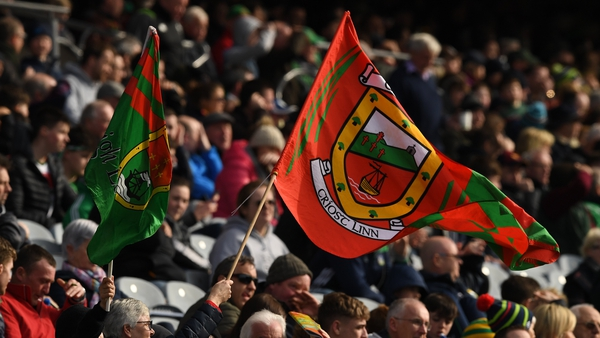 Mayo's quest to end their All-Ireland drought will have to be done without supporters in attendance