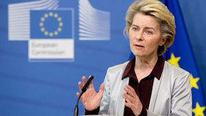 Ursula von der Leyen repeated Brussels' warning that Britain will not enjoy the benefits of EU membership from the outside