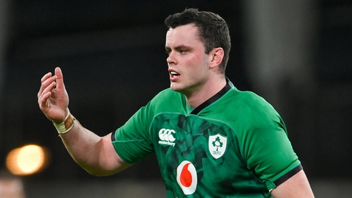 James Ryan: 'We defended really well at times, but we weren't clinical enough.'