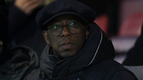 Ian Wright said he forgave Patrick O'Brien