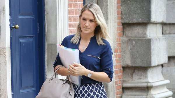 Helen McEntee said the ruling had a negative impact on a huge amount of people in a short space of time (Pic: RollingNews.ie)