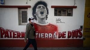 Diego Maradona - 1960-2020