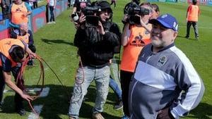 As coach of Gimnasia y Esgrima La Plata