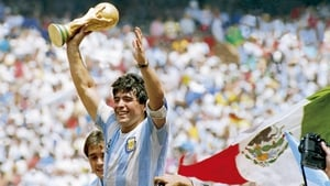 No World Cup-winning side owed more to one individual player than Argentina at the 1986 World Cup