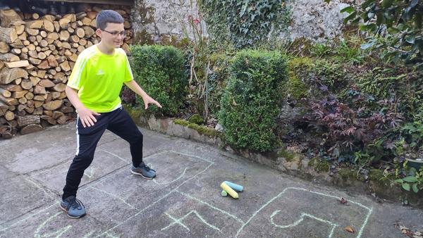 Dillon's Challenge