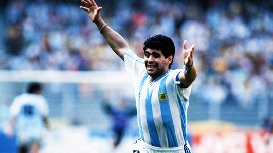 Diego Maradona RIP