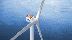 Dogger Bank will be the largest offshore wind farm in the world when operational