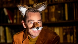 """Ryan Tubridy as the Toy Show's very own Fantastic Mr Fox - """"I think I've learned a lot of life lessons"""""""
