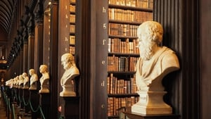There are currently 40 marble busts - all of men - in the Long Room