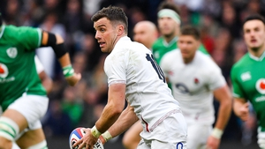 George Ford starts against Wales