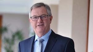Tim Fenn, Chief Executive of the Irish Hotels Federation