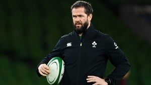 "Andy Farrell: ""We're obviously a small playing pool and with a small playing pool you're always one or two injuries away from a  crisis"""