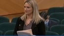 Helen McEntee said she has concerns due to the effect the session could have on the independence of the judiciary