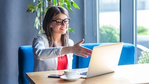 Employers have been forced to use online platforms like Zoom and Microsoft Teams to virtually meet candidates.