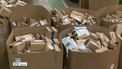 Online shopping leads to surge in packaging waste