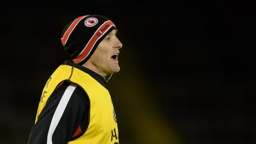 Brian Dooher assisted Feargal Logan during their tenure with Tyrone's U21s