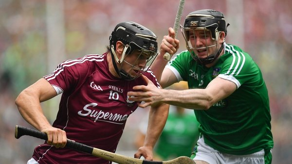 Limerick and Galway meet in a repeat of the 2018 All-Ireland final