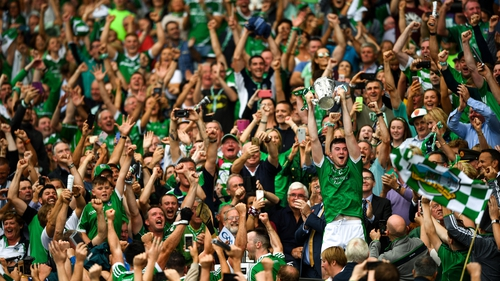 The All-Ireland finals are set to be played in July