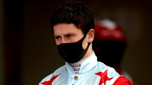 Oisin Murphy failed a drugs test at Chantilly on 19 July, but has always strenuously denied taking any banned substance
