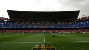 Not all is well at the Camp Nou