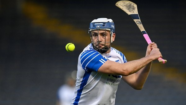 Stephen Bennett hitting a free against Cork