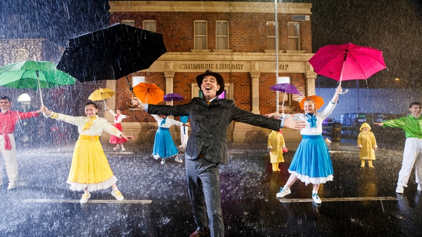 Singin' in the Rain on the 2020 Late Late Toy Show