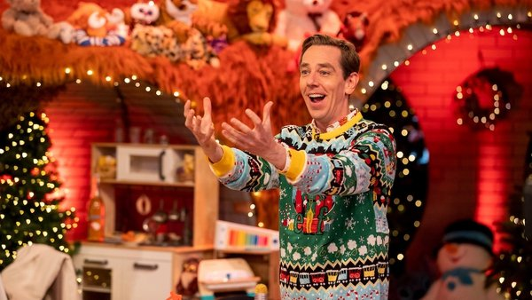 The Late Late Toy Show brought joy, happiness and so much fun!