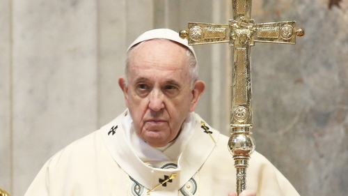 Pope Francis rejected the offer to resign by Cardinal Reinhard Marx