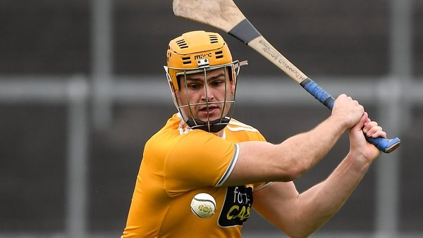 Matthew Donnelly and Antrim are through to the Joe McDonagh Cup final
