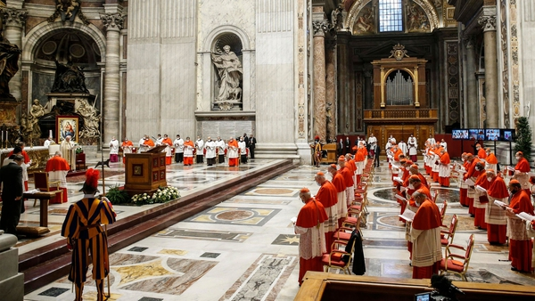 Pope Francis has named new cardinals on seven occasions since his election in 2013