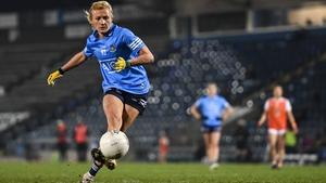 Dublin star Carla Rowe