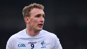 Tommy Moolick made his Kildare debut in 2011