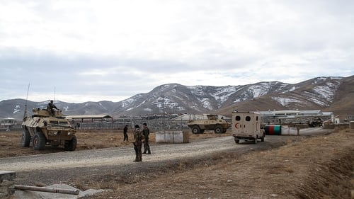 The attack occurred on the outskirts of Ghazni city, capital of the eastern province of Ghazni