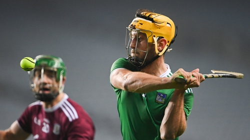 Tom Morrissey struck six points as Limerick battled past Galway