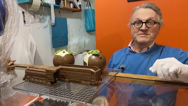 Chocolatier Frank Keane of Koko Kinsale
