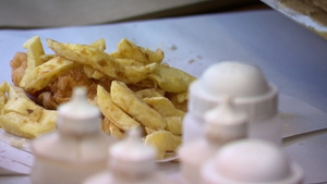Many service outlets, including chip shops,use British potatoes for chips