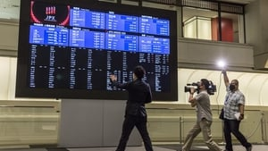 The October 1 outage came as Japan has been pushing to boost Tokyo's standing as a global financial centre