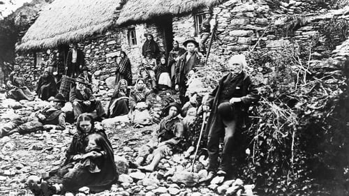 """While island-wide in terms of its impact, the Famine was particularly devastating for those counties in the west and south of the country"" Photo: Corbis via Getty Images"
