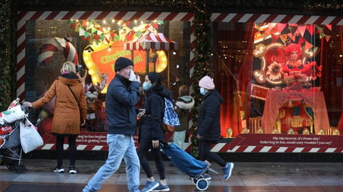 The KBC Bank Ireland consumer sentiment index rose to 74.6 in December from 65.5 in November (Photo: RollingNews.ie)