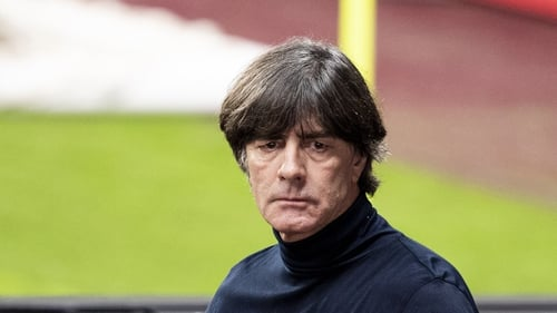 The Germany head coach has been under pressure