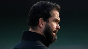 Andy Farrell has come under scrutiny