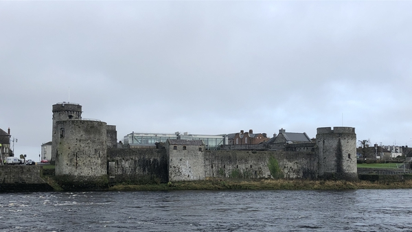 The annual Wild Geese Festival on BastilleDay is held at King John'sCastle in Limerick