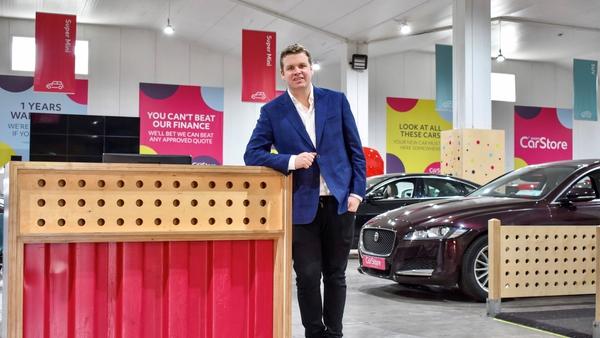 Brendan Keary - Director, Keary Motor Group