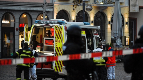 There was no immediate indication of a possible motive (Getty Images)