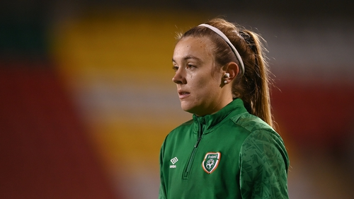 Grace Moloney starts for Ireland