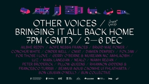 Watch Other Voice Live on Culture on RTÉ from 7.00pm from Wednesday to Sunday