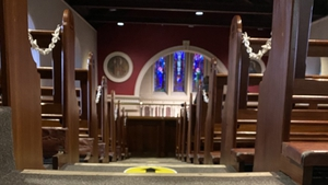 Under Level 5 religious services will move online and places of worship may remain open for private prayer (Pic: RollingNews.ie)